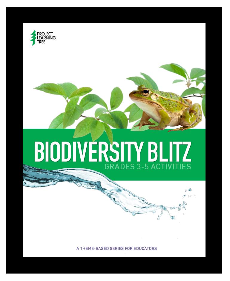 Biodiversity Blitz